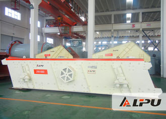 Cina Industri High Frequency Mesin Circular Vibrating Screen, Pasir Screening Equipment pemasok