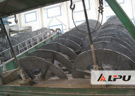 High Performance Spiral Quartz Sand Mesin Cuci Screw Ore Washer 22kw