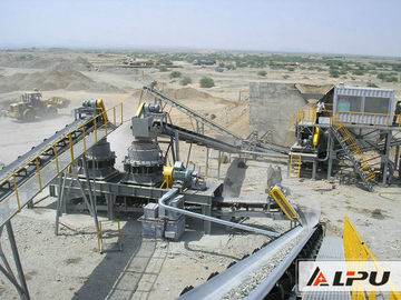 Cina Efisien Basalt Batu Jaw menghancurkan tanaman, Quarry Crushing Equipment Distributor