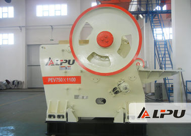 Cina PEV Series Tambang Crushing Equipment Jaw Crusher untuk Stones Sulit pabrik