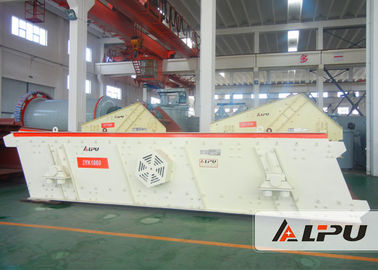 Cina Industri High Frequency Mesin Circular Vibrating Screen, Pasir Screening Equipment pabrik