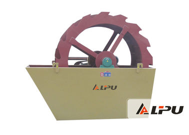 Cina Mesin Cuci Pasir Uap / Mineral Bucket Wheel 2950 × 2530 × 2310 mm Distributor