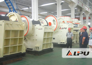 Cina Hard Rock Tambang Crushing Equipment, PEV Seri Efisiensi Tinggi Batu Jaw Crusher pabrik