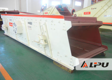 Cina High Efficiency Vibratory Sieve Vibrating Screening Machine di Konstruksi Tambang pabrik