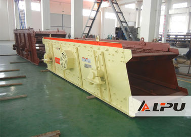 Cina Multi-Layer Silica Sand Vibrating Screening Machine Mining Screening Equipment 5.5 kw pabrik