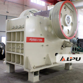 Cina PEV900 × 1200 Double Toggle Jaw Crusher Stone Crusher Machines 48t pabrik