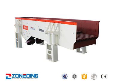 Cina ZSW Vibrating Feeder Coal Vibrating Hopper Feeder Untuk Metalurgi / Batubara Distributor